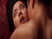ฉากหนังเรทอาร์ที่เหมือนจะXXX เย็ดกันจริงๆของจีน นางเอกชื่อดัง Frozen Flower [2008] ห้ามพลาดเย็ดกันเสียวมากๆ