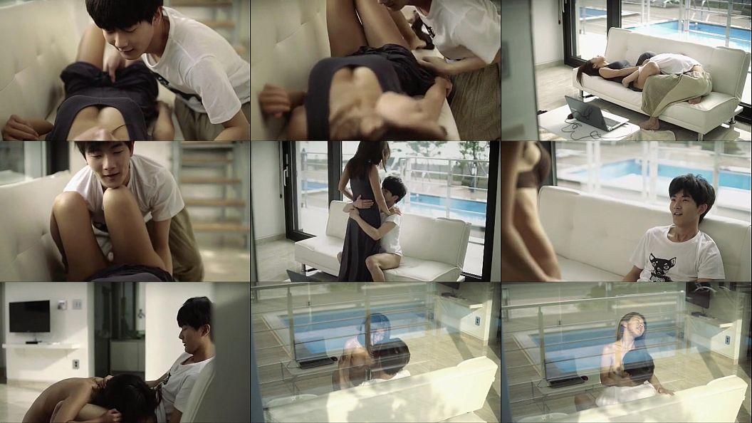 ฉากเสียวของหนังเกาหลี ลักหลับเมียบนโซฟา ทีเด็ดเลยครับเรื่องนี้แบบว่ามันใช่เลย เสียวควย