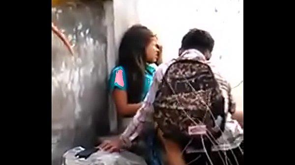 แอบถ่าย วัยรุ่นแอบเย็ดหลังเลิกเรียนข้างกำแพงร้าง ขย่มเย็ดเอวพริ้วมาก ๆ xxx