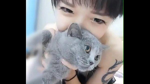 หลุดน้องลับเน็ตไอดอลเกาหลีเปิดตี้เย็ดโชว์หีเนียน69หน้ากล้องกำลังขย่มควยน้องแมวดันมากวน